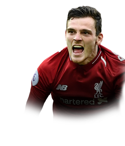 Andrew Robertson - 88 3rd In-Form Gold | FIFA 19 Stats & Prices | WeFUT
