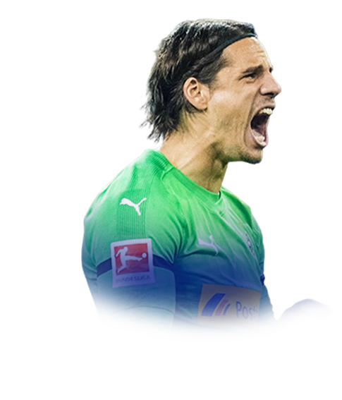 Yann Sommer 95 Team Of The Season Fifa 19 Stats Prices Wefut