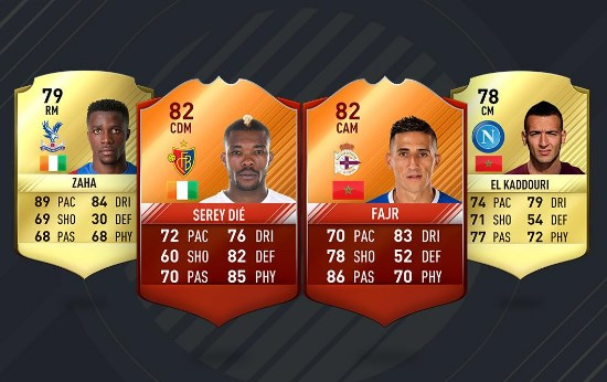 Two iMOTM cards