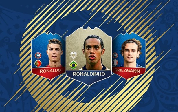 World Cup Players!
