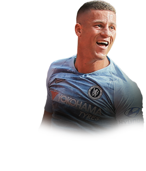 Lucas Moura Fifa 18 Card: Ross Barkley - 82 1st In-Form Gold