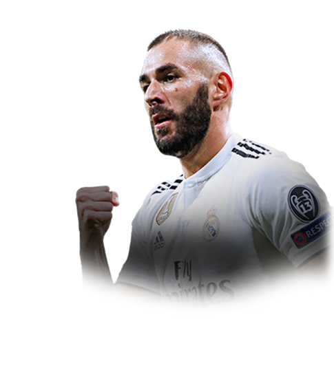 Dce Lucas Moura Fut 19: Karim Benzema FIFA Ultimate Team Player Generations