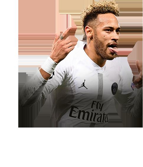 neymar fifa 19 stats