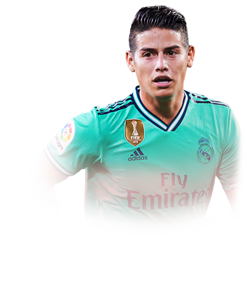 James Rodriguez Fifa Ultimate Team Player Generations Wefut